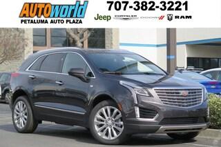 Used 2017 Cadillac XT5 Platinum AWD AWD  Platinum 1GYKNFRS6HZ212730 Petaluma