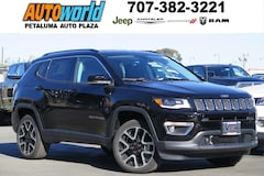 2018 Jeep Compass LIMITED 4X4 Sport Utility 26569