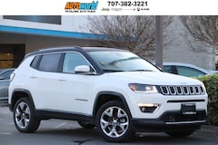 2019 Jeep Compass LIMITED 4X4 Sport Utility 27312