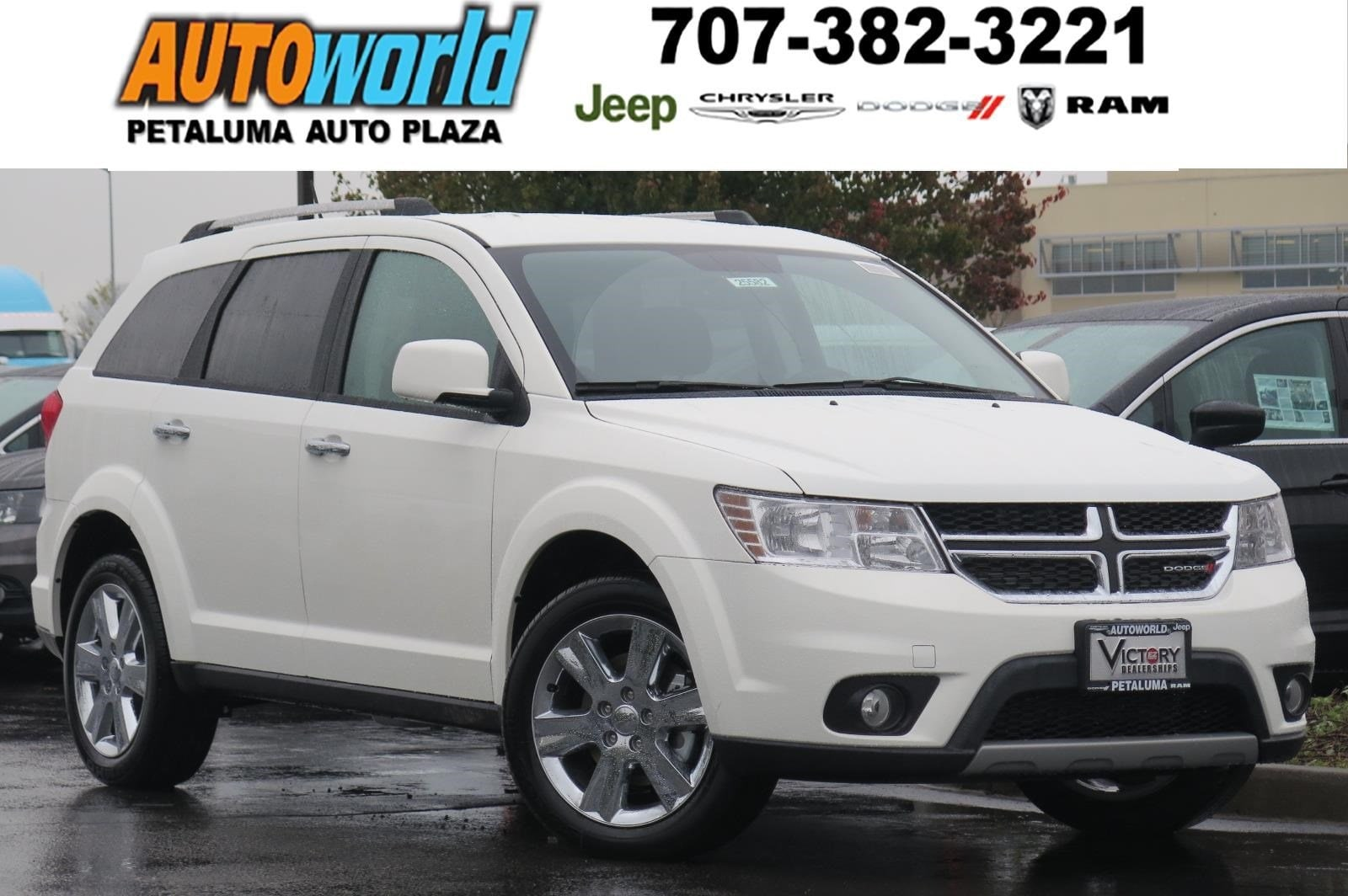 2017 Dodge Journey SXT SUV 25582