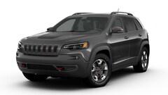 2019 Jeep Cherokee TRAILHAWK ELITE 4X4 Sport Utility 27185