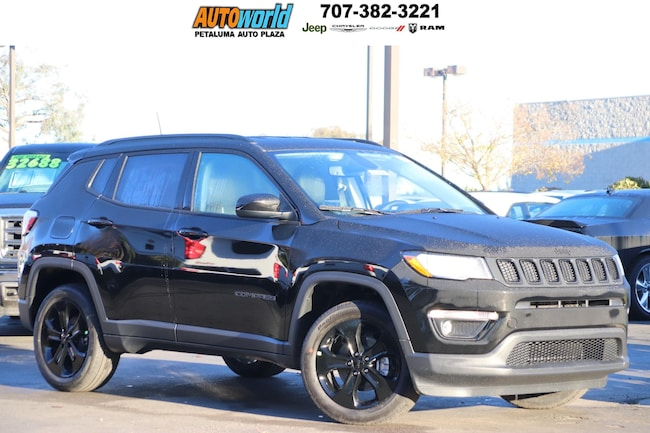 New 2019 Jeep Compass ALTITUDE 4X4 Sport Utility 27204 Petaluma