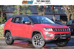 2019 Jeep Compass TRAILHAWK 4X4 Sport Utility 27300