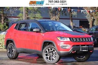 New 2019 Jeep Compass TRAILHAWK 4X4 Sport Utility 27300 Petaluma