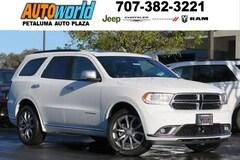 2018 Dodge Durango CITADEL ANODIZED PLATINUM AWD Sport Utility 26315
