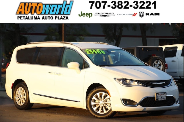 Used 2017 Chrysler Pacifica Touring L In Petaluma Ca