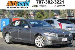 Used 2012 BMW 5 Series 535i Sedan WBAFR7C57CC810273 Petaluma