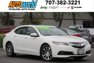 Used 2016 Acura TLX Tech Sedan 19UUB1F57GA012513 Petaluma