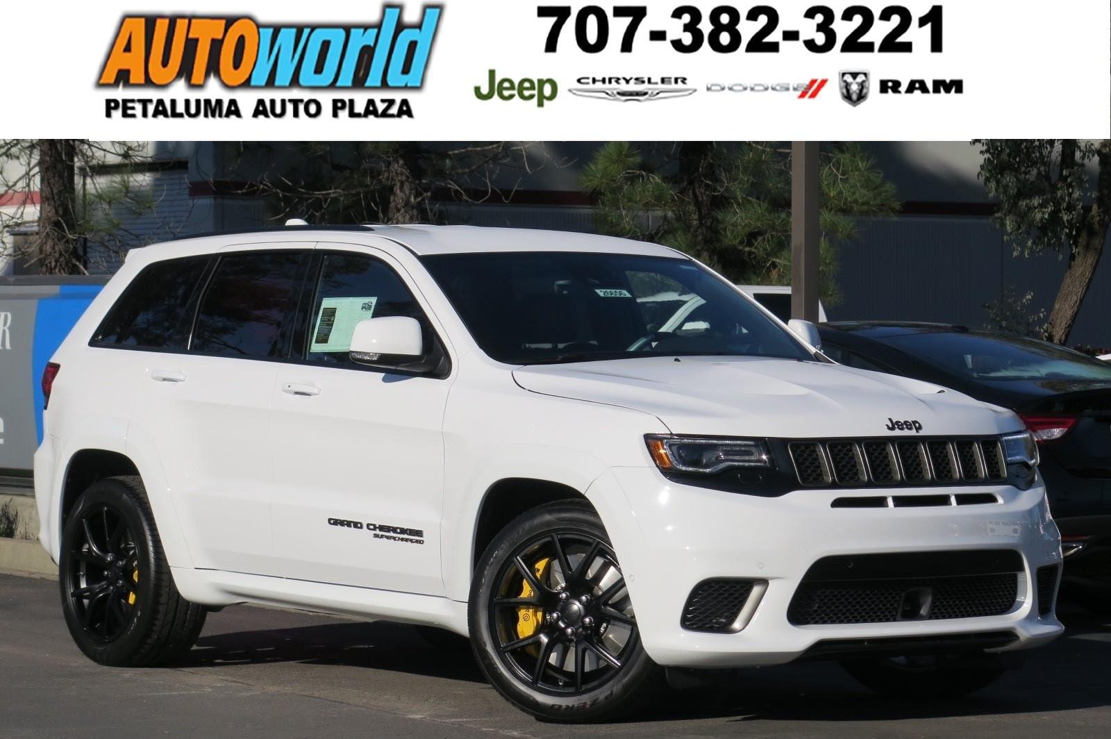 New 2018 Jeep Grand Cherokee Trackhawk 4x4 In Petaluma Ca Vin Penfed Wiring Instructions 1c4rjfn9xjc332011