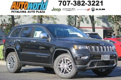 2018 Jeep Grand Cherokee LIMITED 4X4 Sport Utility 27013
