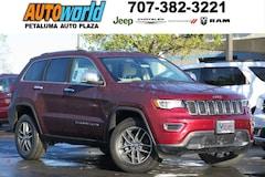 2018 Jeep Grand Cherokee Limited 4x4 SUV 26320