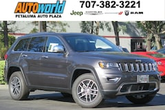2018 Jeep Grand Cherokee LIMITED 4X4 Sport Utility 26987