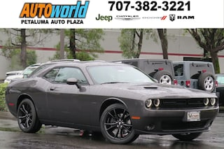 New 2018 Dodge Challenger R/T Coupe 26313 Petaluma