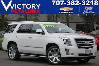 Used 2016 Cadillac Escalade Luxury Collection 4WD  Luxury Collection 1GYS4BKJ4GR253093 Petaluma
