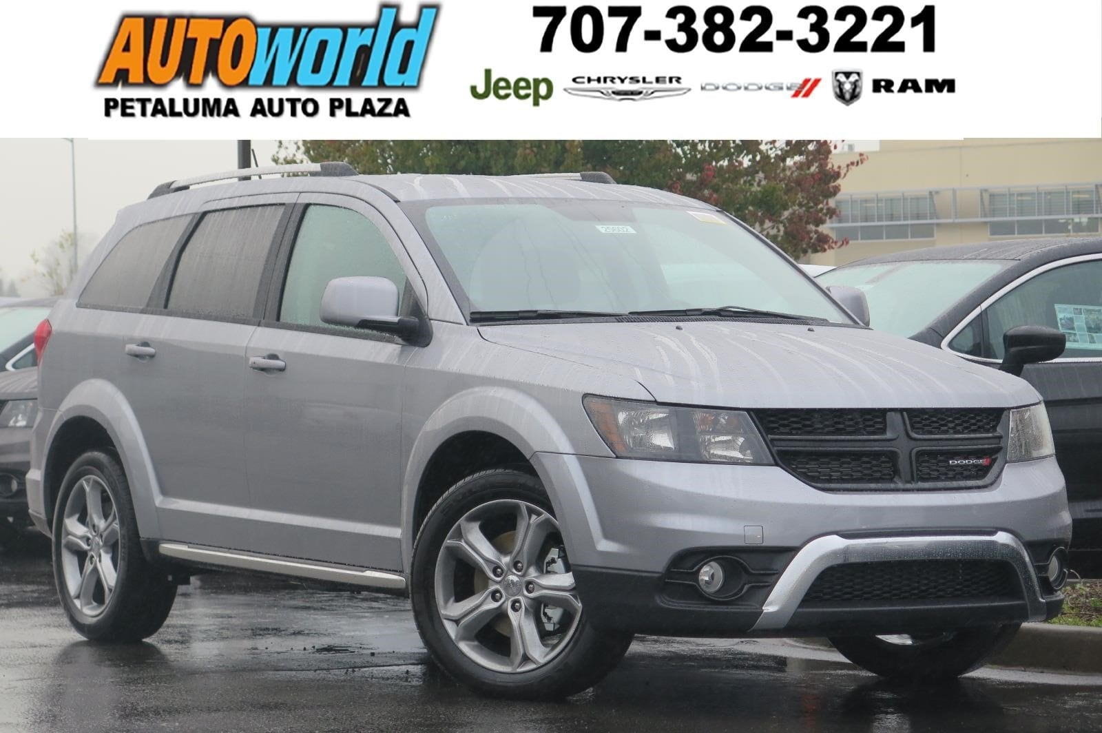 2017 Dodge Journey Crossroad SUV 25602