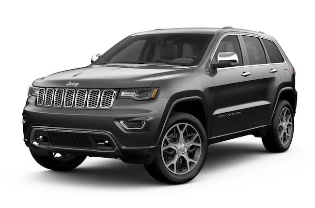 New 2019 Jeep Grand Cherokee OVERLAND 4X4 Sport Utility Petaluma