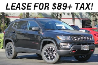 New 2019 Jeep Compass TRAILHAWK 4X4 Sport Utility 27007 Petaluma