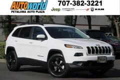 2018 Jeep Cherokee Latitude 4x4 SUV 26205
