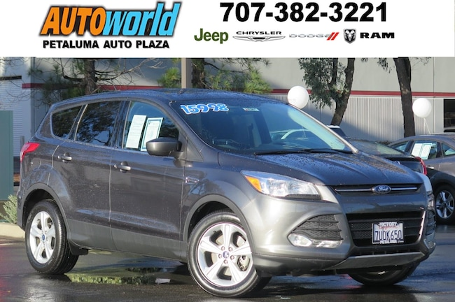 2015 Ford Escape SE FWD  SE