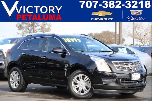 Used 2011 Cadillac SRX Luxury Collection FWD  Luxury Collection Petaluma