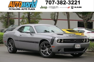New 2017 Dodge Challenger SXT Coupe 26065 Petaluma