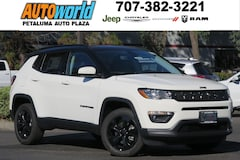 2018 Jeep Compass ALTITUDE 4X4 Sport Utility 26926