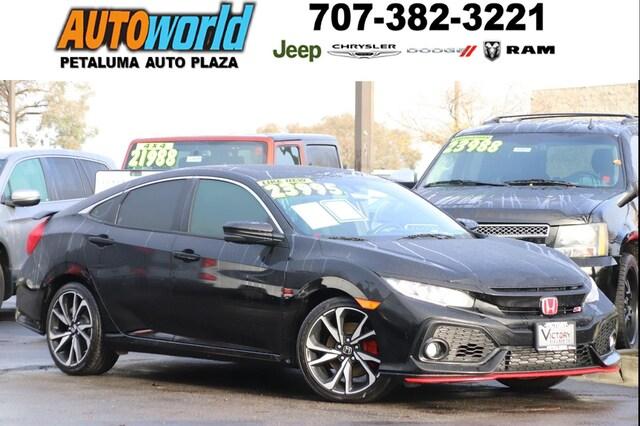 700d329e53 Used Cars   Honda   Civic Si Sedan   Used 2018 Honda Civic Si Sedan  item.
