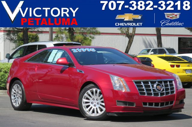 2013 Cadillac CTS Coupe 3.6 Coupe 2D Coupe