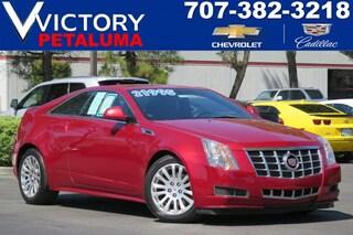 Used 2013 Cadillac CTS Coupe 3.6 Coupe 2D Coupe Petaluma