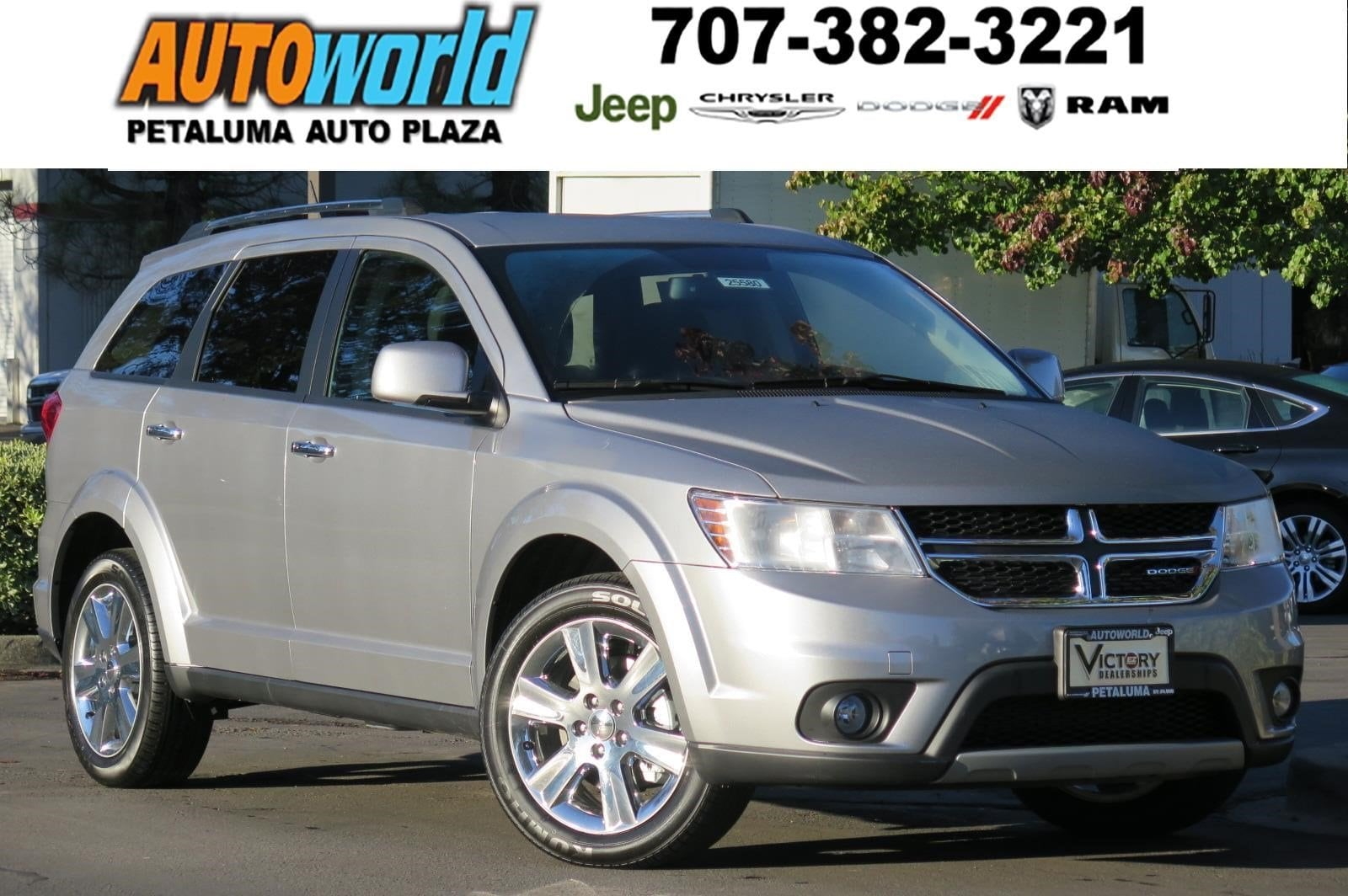 2017 Dodge Journey SXT SUV 25580