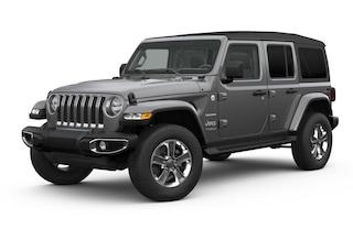 New 2019 Jeep Wrangler UNLIMITED SAHARA 4X4 Sport Utility 27183 Petaluma