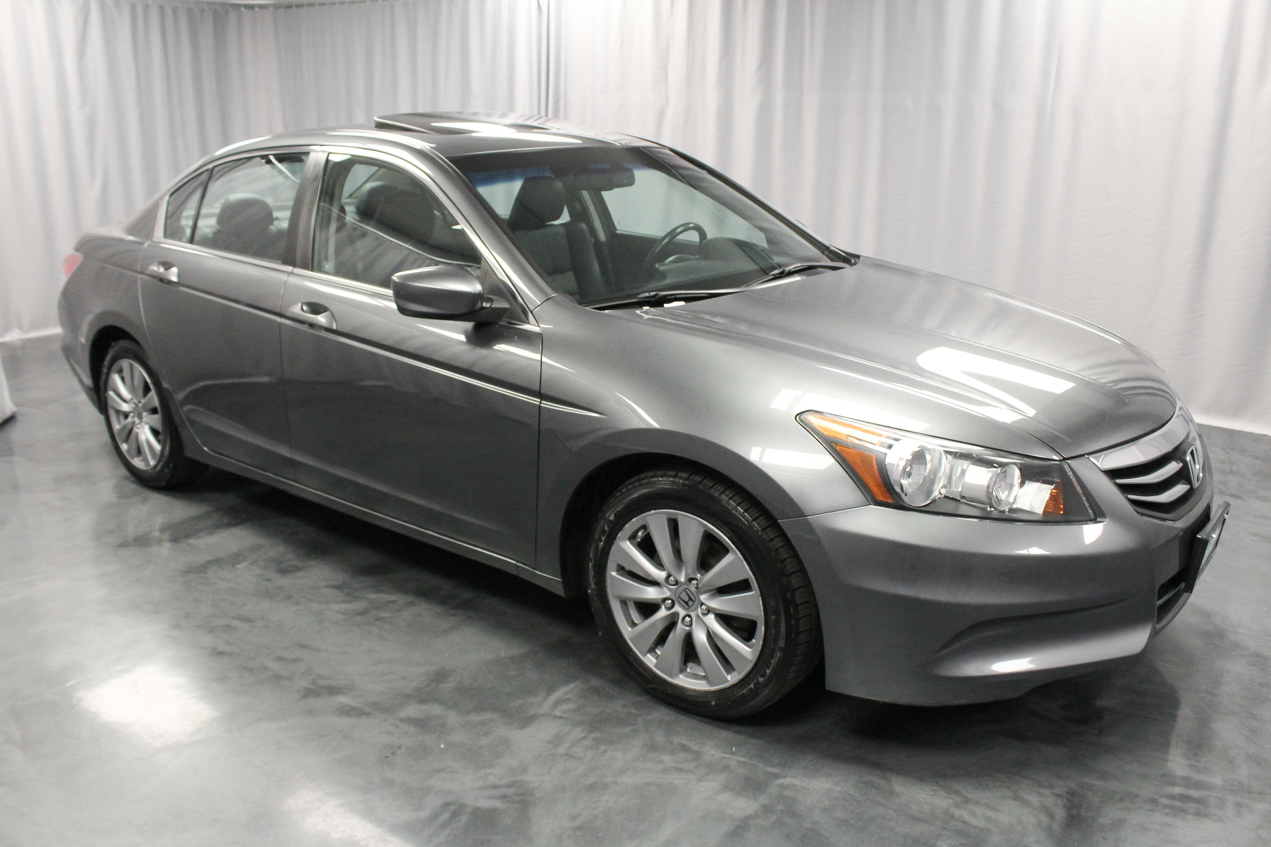 2012 Honda Accord EX-L Sedan