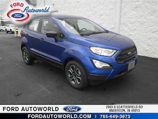 2018 Ford EcoSport S S FWD