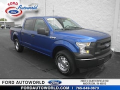 2017 Ford F-150 XL Crew 4x4 Truck SuperCrew Cab