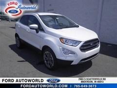 2018 Ford EcoSport Titanium Titanium 4WD