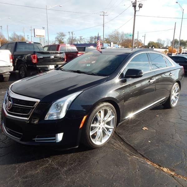 2014 CADILLAC XTS Vsport Premium Sedan