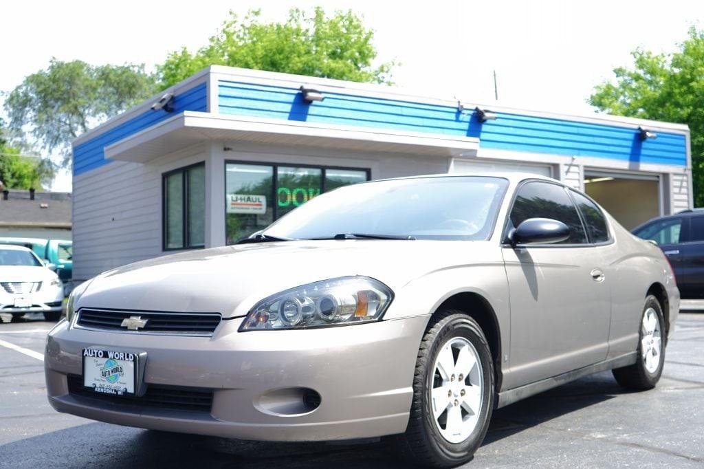 2006 Chevrolet Monte Carlo LT w/3.5L Coupe