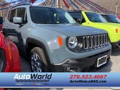 2017 Jeep Renegade LATITUDE 4X2 Sport Utility