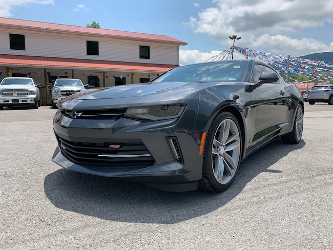 Used 2018 Chevrolet Camaro 1LS Coupe in Harlan, KY