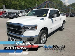 New 2019 Ram 1500 BIG HORN / LONE STAR CREW CAB 4X4 5'7 BOX Crew Cab for sale in Harlan, KY