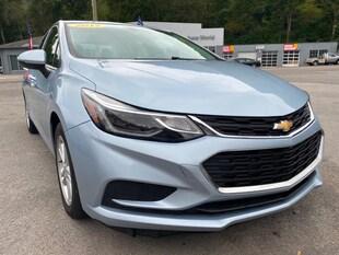 2017 Chevrolet Cruze LT Auto Sedan