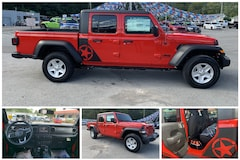 2020 Jeep Gladiator SPORT S 4X4 Crew Cab For Sale in Big Stone Gap, VA  | Auto World Chrysler Dodge Jeep
