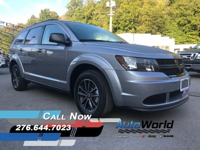 New 2018 Dodge Journey SE AWD Sport Utility in Harlan, KY