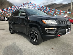 New 2019 Jeep Compass TRAILHAWK 4X4 Sport Utility for sale in Harlan, KY