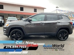 New 2020 Jeep Compass ALTITUDE 4X4 Sport Utility for sale in Harlan, KY