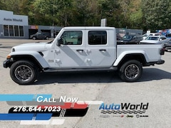 New 2020 Jeep Gladiator OVERLAND 4X4 Crew Cab for sale in Harlan, KY