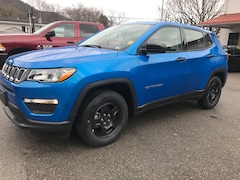New 2019 Jeep Compass SPORT FWD Sport Utility for sale in Harlan, KY