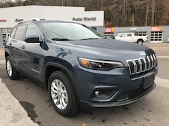 New 2019 Jeep Cherokee LATITUDE 4X4 Sport Utility for sale in Harlan, KY