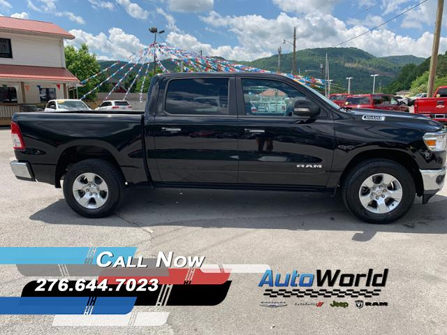 Featured Used 2019 Ram All-New 1500 Big Horn/Lone Star Truck Crew Cab for Sale in Big Stone Gap  VA