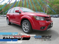 New 2018 Dodge Journey GT AWD Sport Utility for sale in Harlan, KY